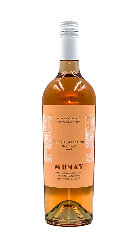 Munay Lucia's Selection Malbec Rosé