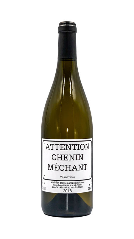 Attention Chenin Mechant