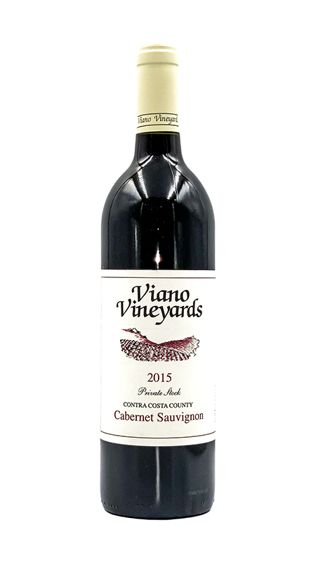 Viano Vineyards Private Stock Cabernet Sauvignon